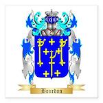 Bourdon Square Car Magnet 3