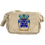 Bourdon Messenger Bag