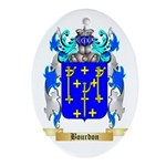 Bourdon Ornament (Oval)