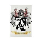 Bourdillot Rectangle Magnet (10 pack)