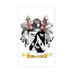 Bourdillot Sticker (Rectangle)