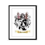 Bourdillot Framed Panel Print