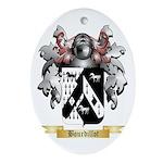 Bourdillot Ornament (Oval)