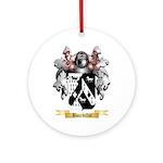 Bourdillot Ornament (Round)