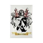 Bourdillon Rectangle Magnet (100 pack)