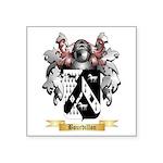 Bourdillon Square Sticker 3