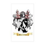 Bourdillon Sticker (Rectangle)