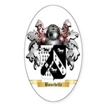 Bourdelle Sticker (Oval 10 pk)