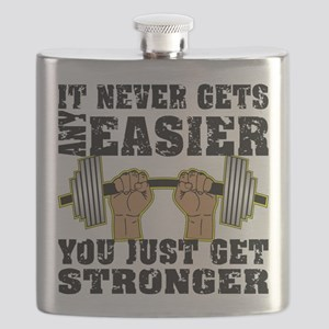 You Just Get Stronger Flask
