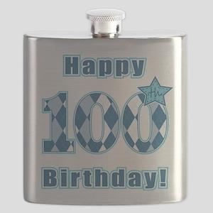 Happy 100th Birthday! Flask