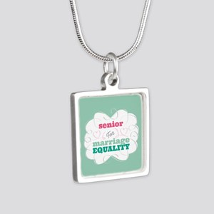 Senior for Equality Necklaces