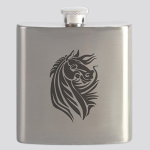 Majestic Horse Flask
