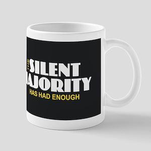 Silent Majority Mugs