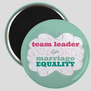 Team Leader for Equality Magnet