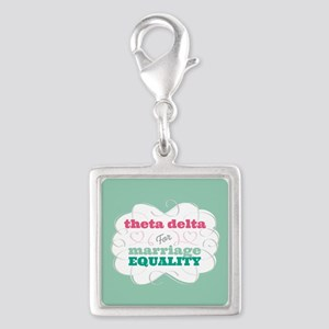 Theta Delta Chi for Equality Charms