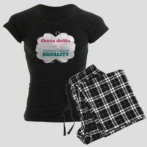 Theta Delta Chi for Equality Pajamas