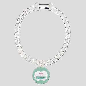 Usa for Equality Bracelet