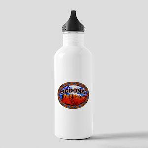 Sedona Navajo Sky Stainless Water Bottle 1.0L