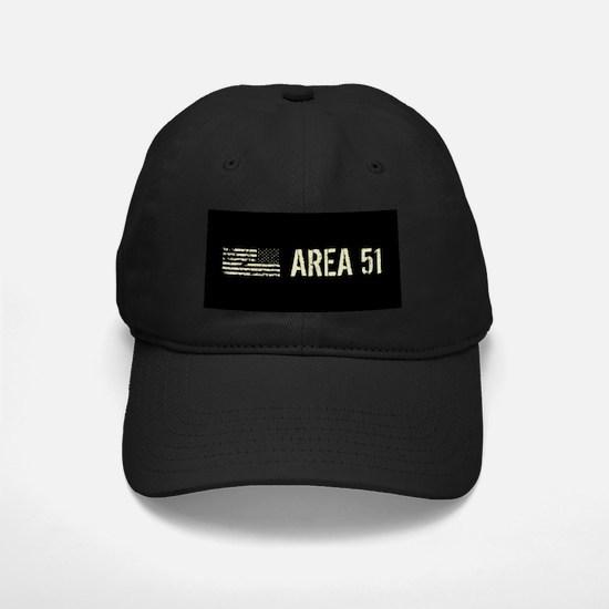 Black Flag: Area 51 Baseball Hat