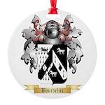 Bourdelier Round Ornament