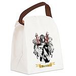 Bourdelier Canvas Lunch Bag