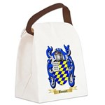 Bouquet Canvas Lunch Bag