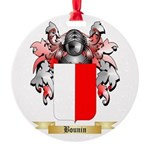 Bounin Round Ornament