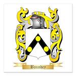 Boundey Square Car Magnet 3
