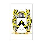 Boundey 35x21 Wall Decal
