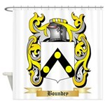 Boundey Shower Curtain