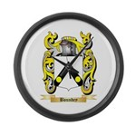 Boundey Large Wall Clock