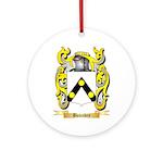 Boundey Ornament (Round)