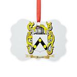 Bound Picture Ornament