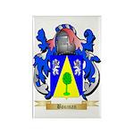 Bouman Rectangle Magnet (100 pack)