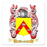 Boulton Square Car Magnet 3