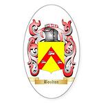 Boulton Sticker (Oval 50 pk)