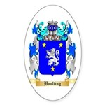 Boulting Sticker (Oval)