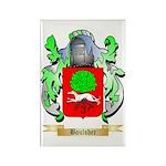 Boulsher Rectangle Magnet (100 pack)