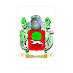Boulsher Sticker (Rectangle 50 pk)