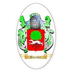 Boulsher Sticker (Oval 50 pk)