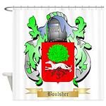 Boulsher Shower Curtain