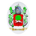 Boulsher Ornament (Oval)