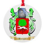 Boulger Round Ornament