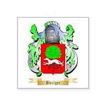 Boulger Square Sticker 3
