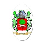 Boulger 20x12 Oval Wall Decal