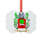 Boulger Picture Ornament