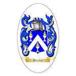 Boules Sticker (Oval 50 pk)