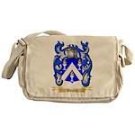 Boules Messenger Bag
