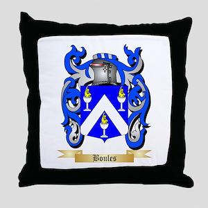 Boules Throw Pillow