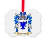 Bouillot Picture Ornament